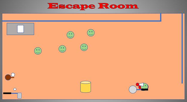 PE Escape Room