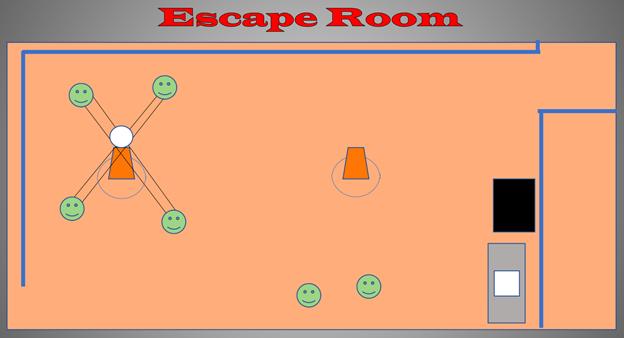 Escape Room activity PE