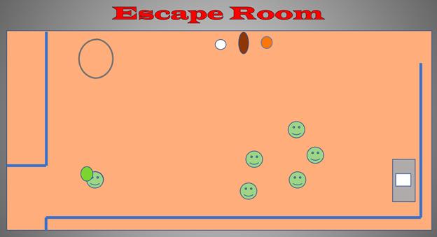 Escape Room PE activity