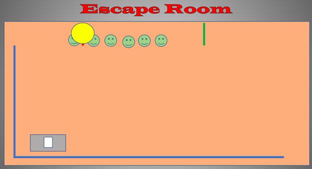 PE escape room activity