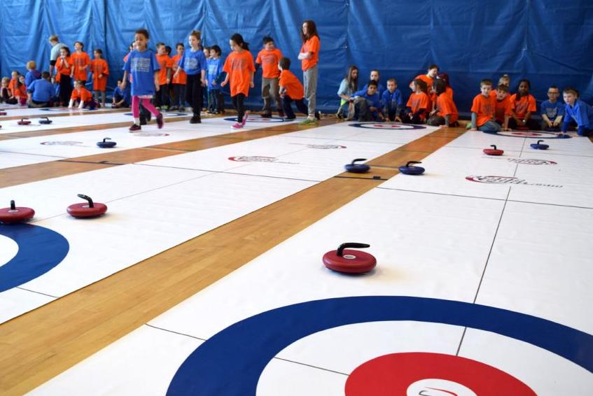 Floor curling program