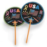 9 Fourth of July Crafts Under $1