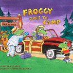 Monthly Book Activity: Froggy Goes to Camp