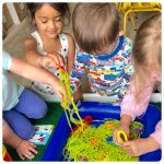 Creepy Crawly Sensory Bin – Exploring Bugs With Kids