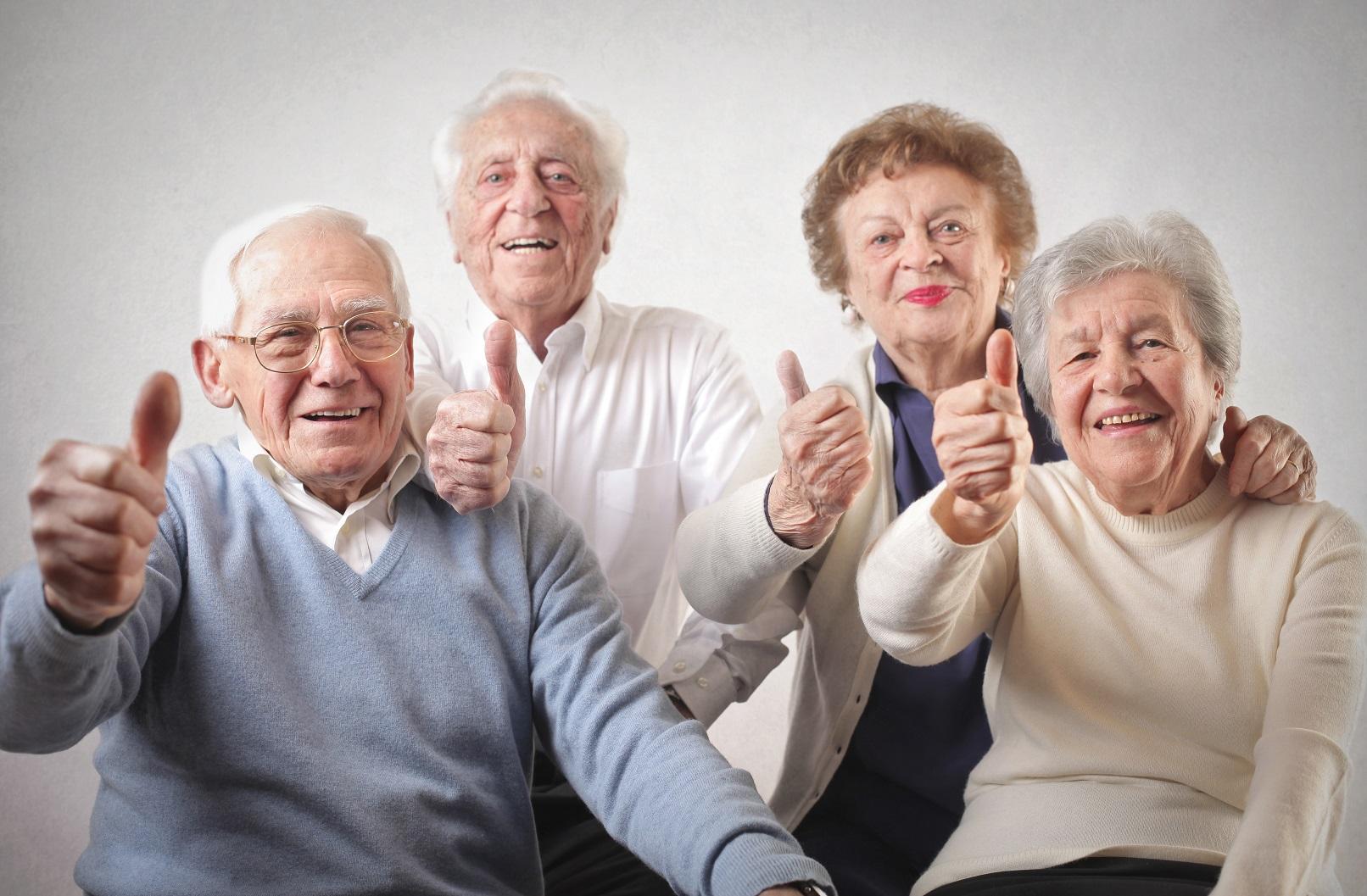 celebrate new year seniors