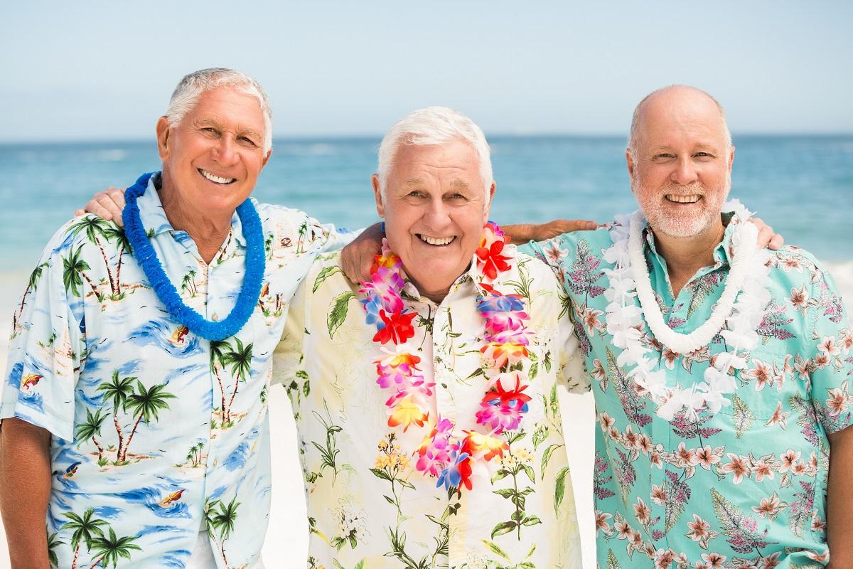 hawaiian theme senior facility