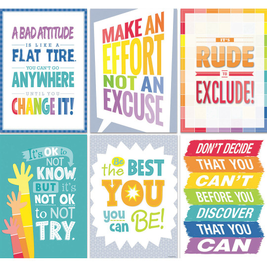 motivational posters classroom
