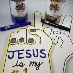 Simple Sunday School Craft