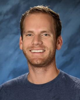 Kyle Bragg PE teacher