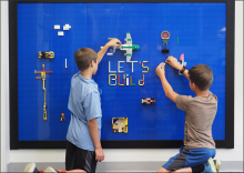 LEGO Learning SLAB