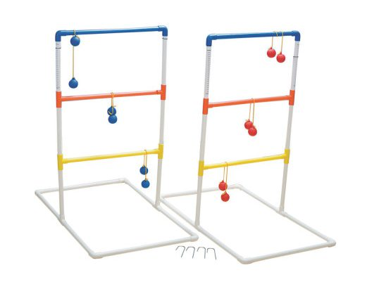 ball toss game summer