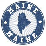 Across the USA Theme – State of Maine