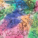 Paint-N-Press Velvet Art Fabric Transfer – DIY Mandala Scarf Project