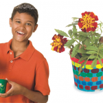 Marigold Flower Garden – Educational Craft Kit for Spring