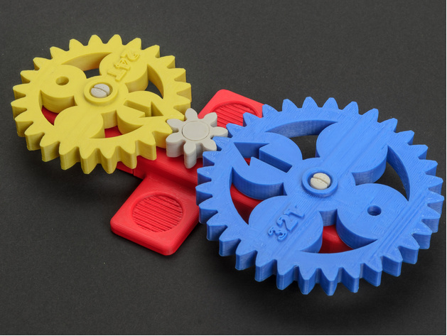 Top 10 STEM Designs for Your 3D Printer - S&S Blog