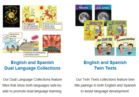NGSS book collections