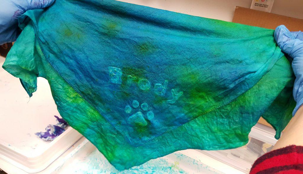 national dog day tie dye