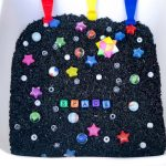 How To Make An Outer Space Themed Sensory Bin