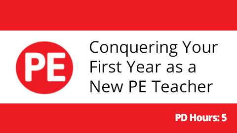 tips new pe teachers