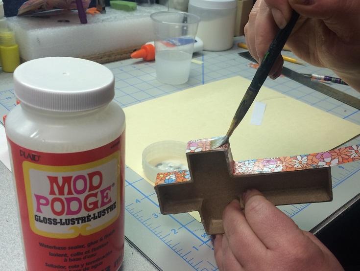 christian craft tutorial