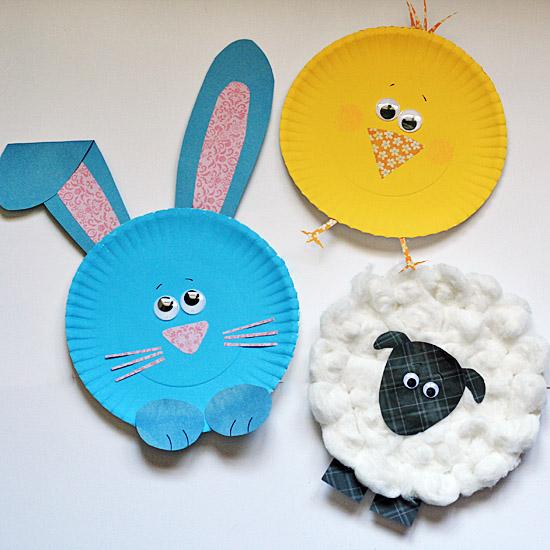 Easter DIY crafts