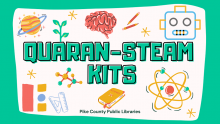 Quaran-STEAM kits