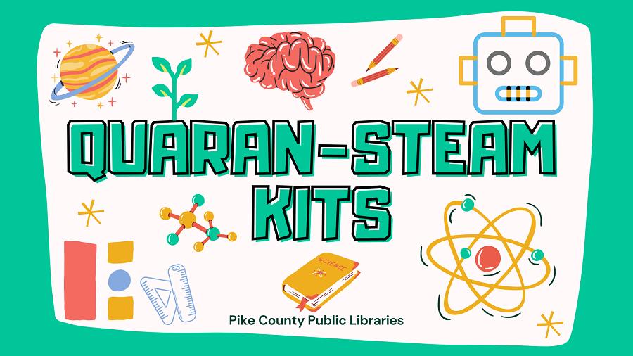Quaran-STEAM kits