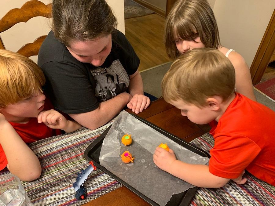 STEAM kits bouncy balls 2