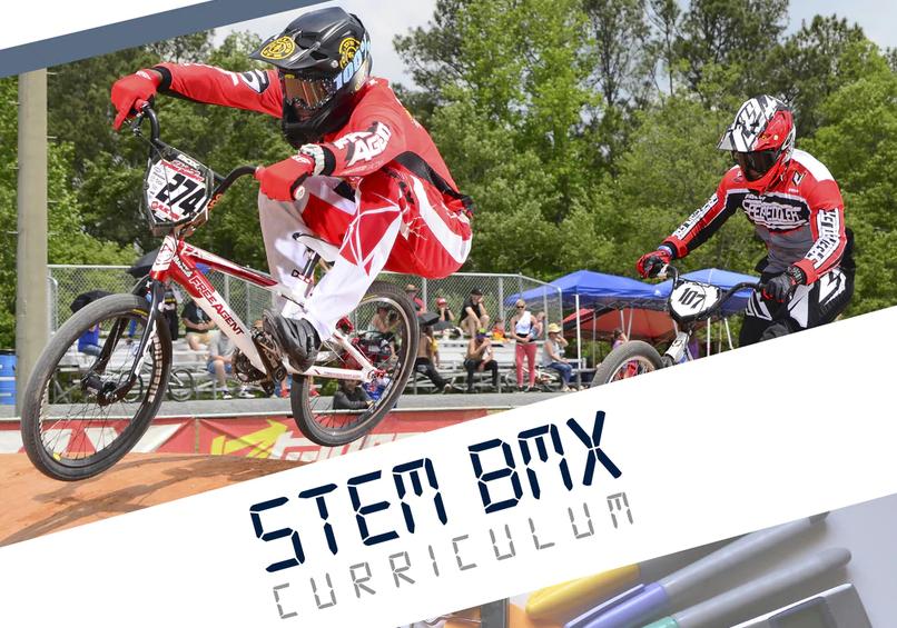 STEM Sports BMX curriculum kit