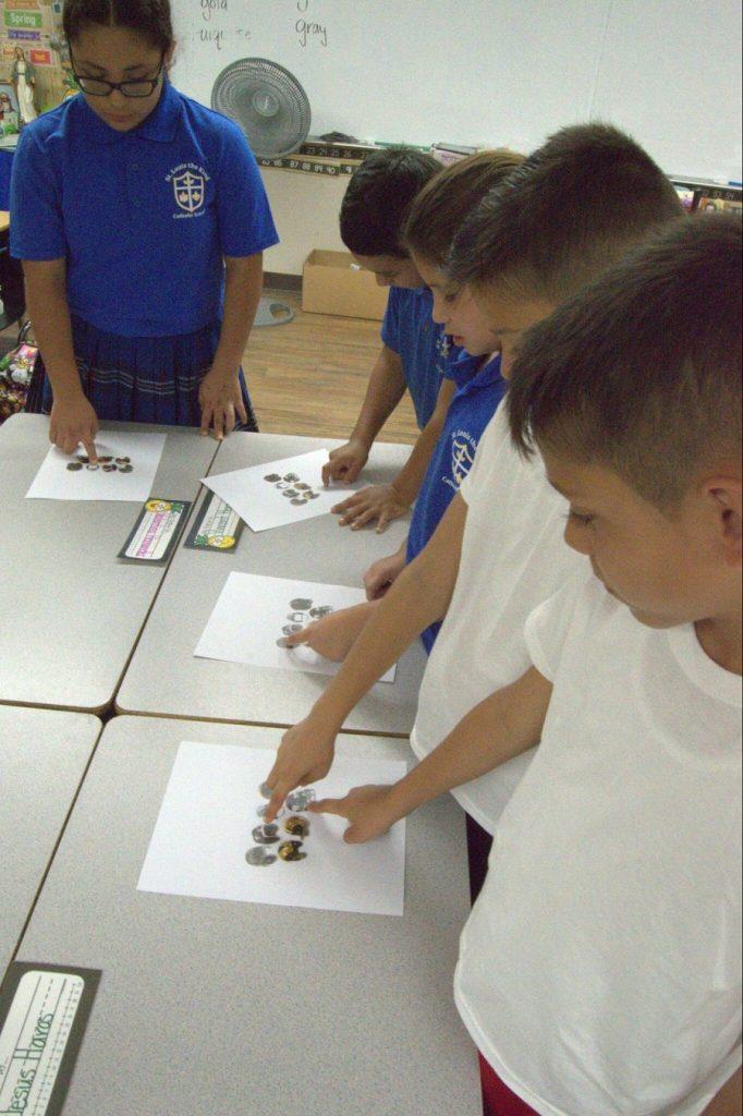 STEM Sports Students
