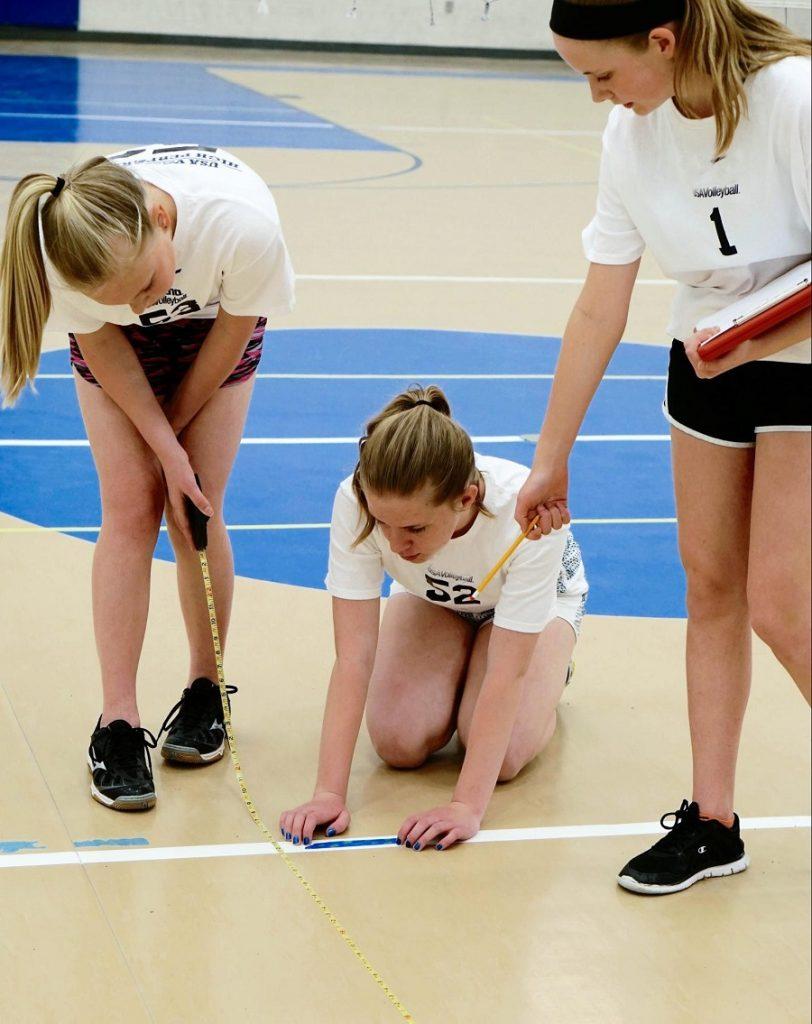 STEM Sports activity
