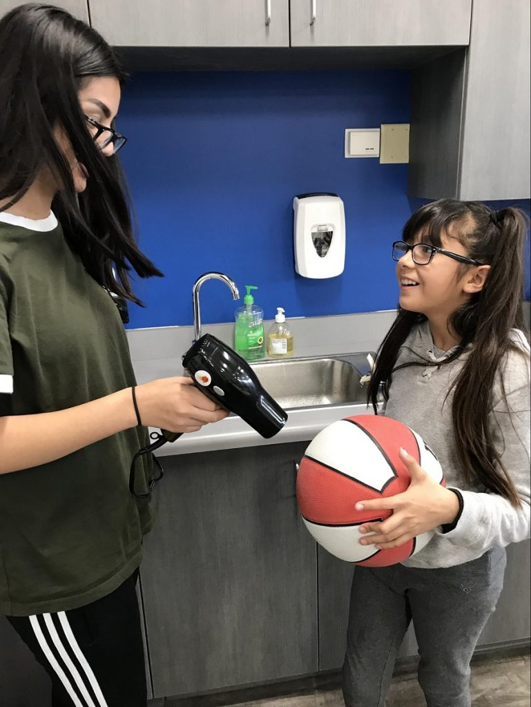 STEM Sports kids activity