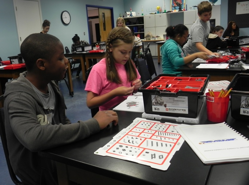STEM afterschool starbase