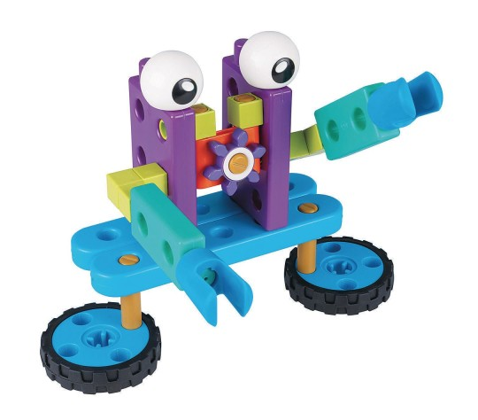STEM robot activity