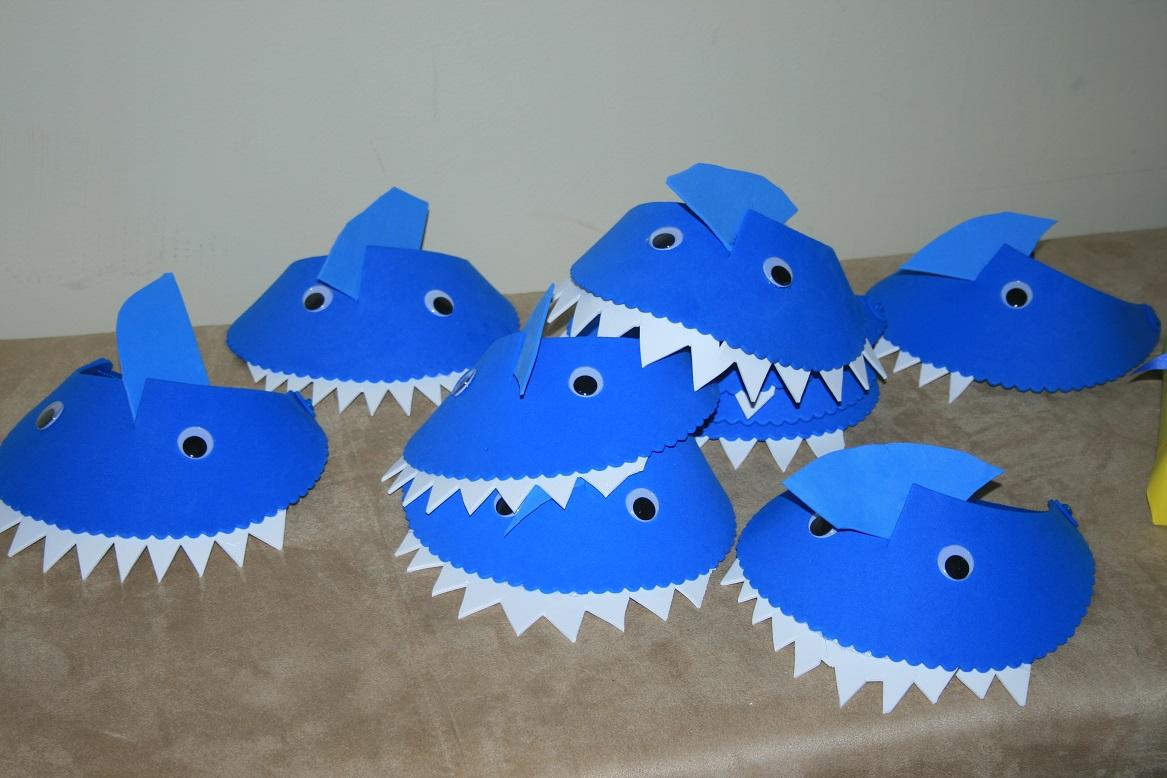 Kids Shark Craft Ideas for Shark Week - S&S Blog