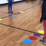 Simon Poly Spot Game for PE