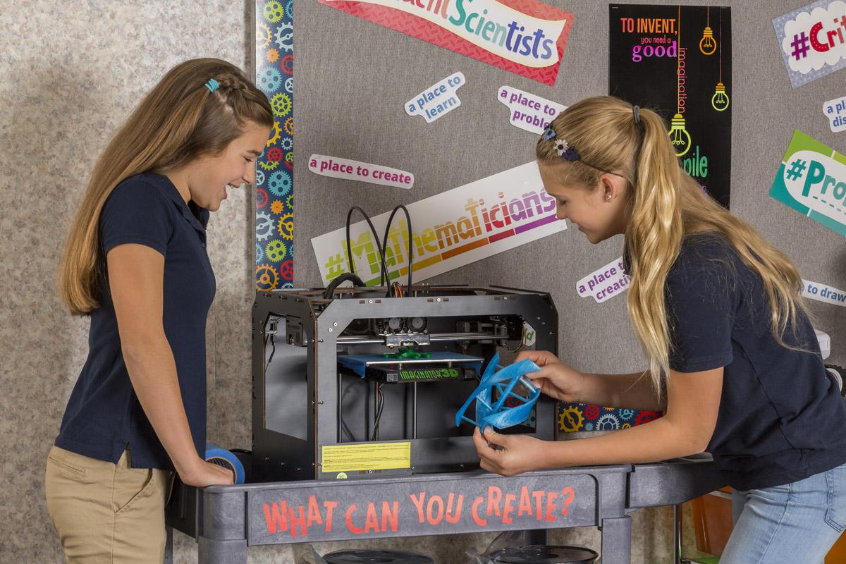 students 3D Printer