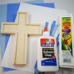 Christian Cross Craft Activity
