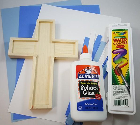 cross craft activity