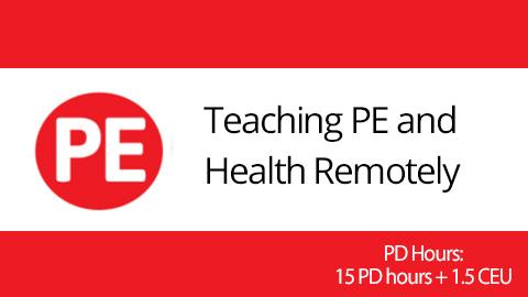 Teaching PE Remotely