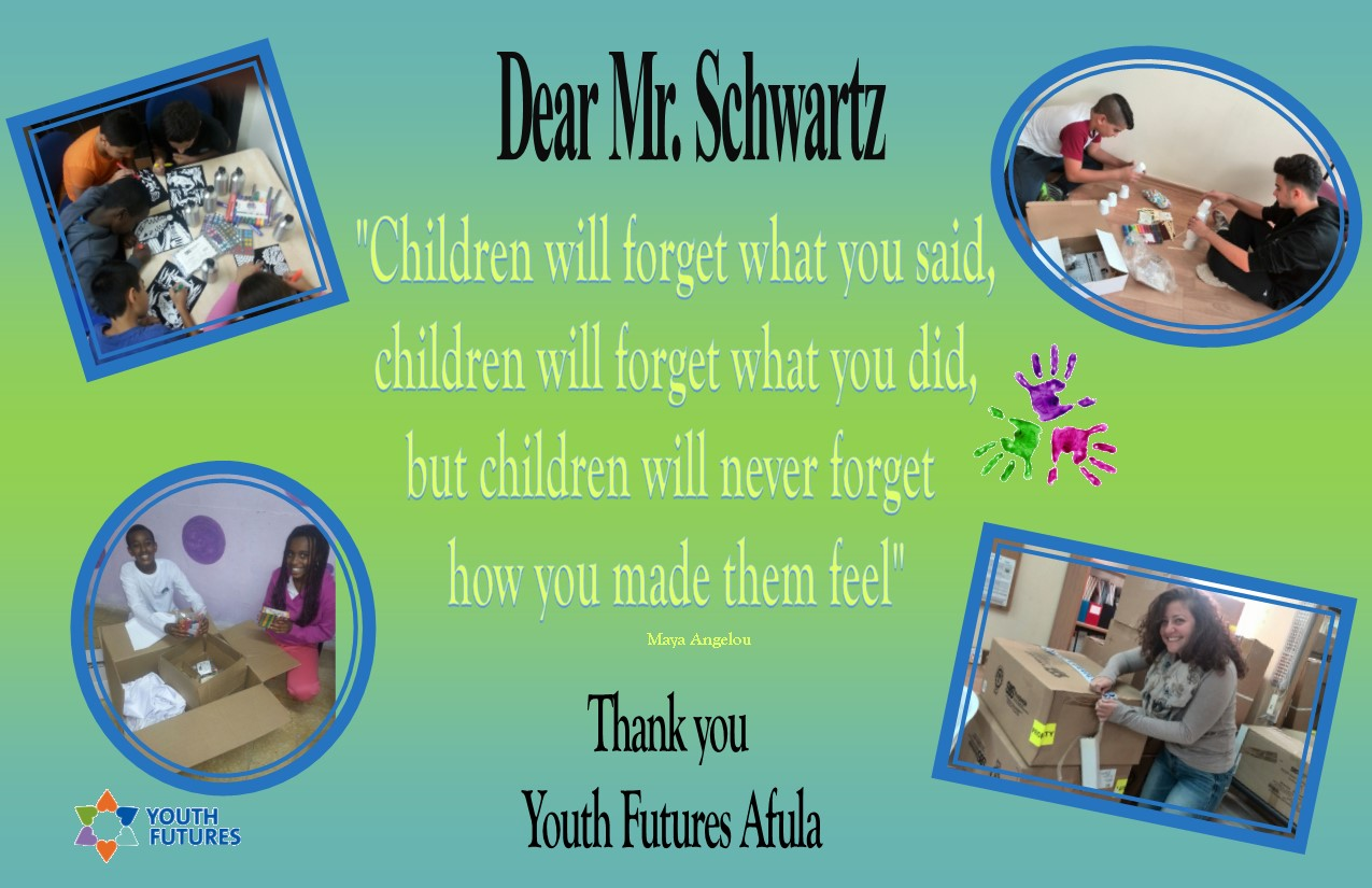 youth futures S&S worldwide