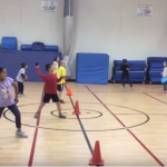Poly Spot PE Activity – Overhand Throwing