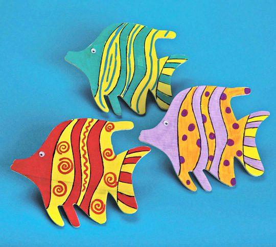 under the sea fish craft