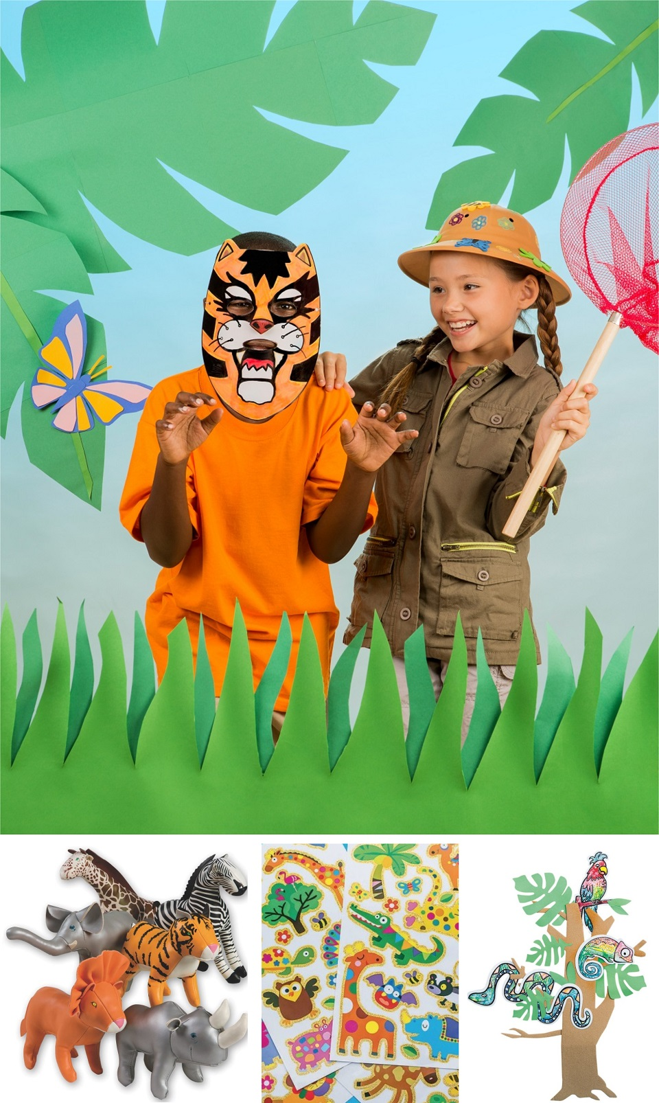 VBS 2019 themes roar in the wild
