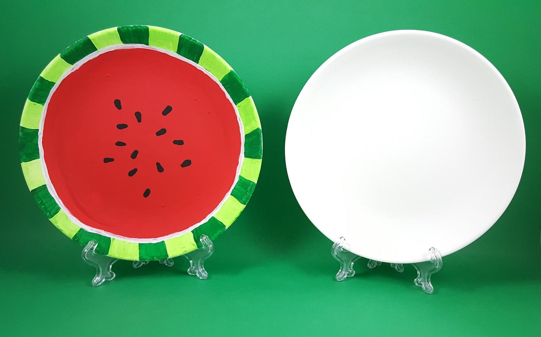 watermelon craft summer