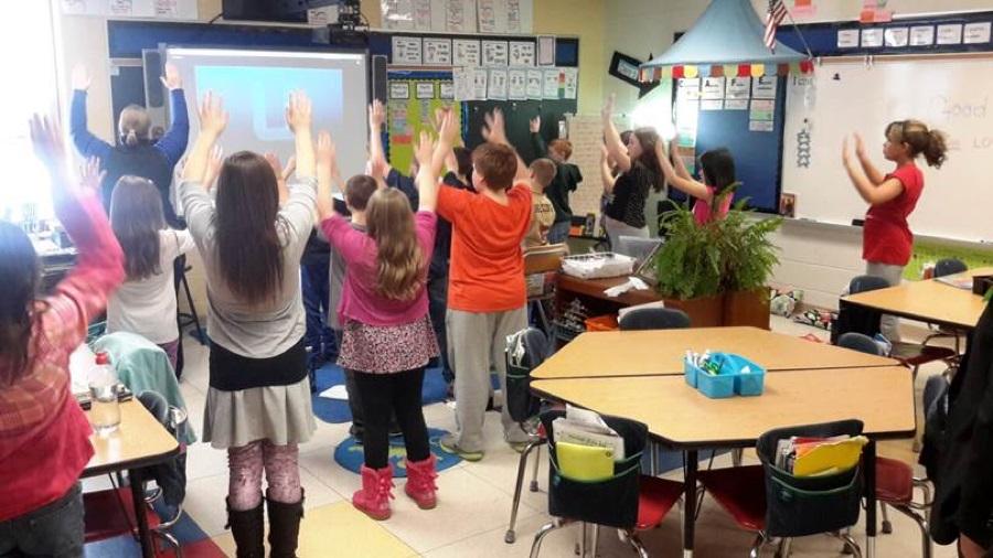 West Virginia Let's Move Active Schools