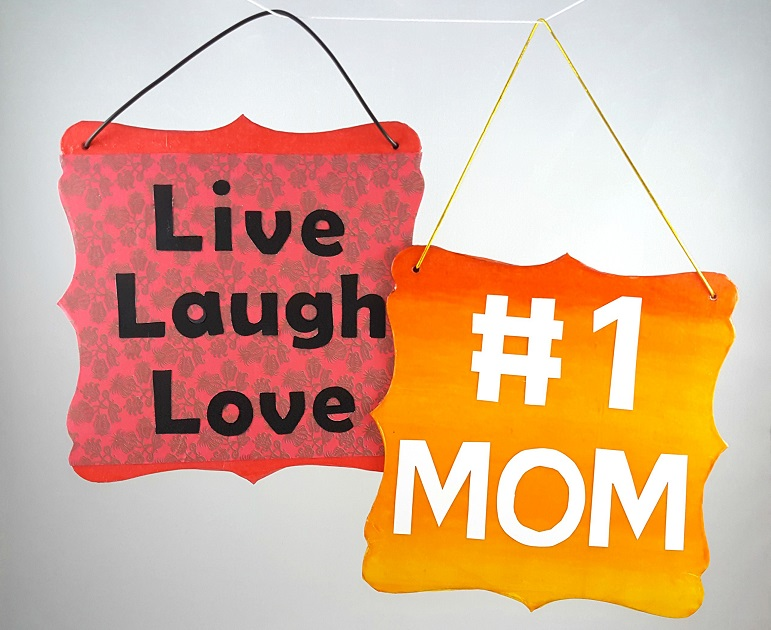 Mother's Day DIY crafts