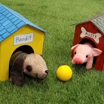Doghouse & Animal Craft Activity for Dramatic Play