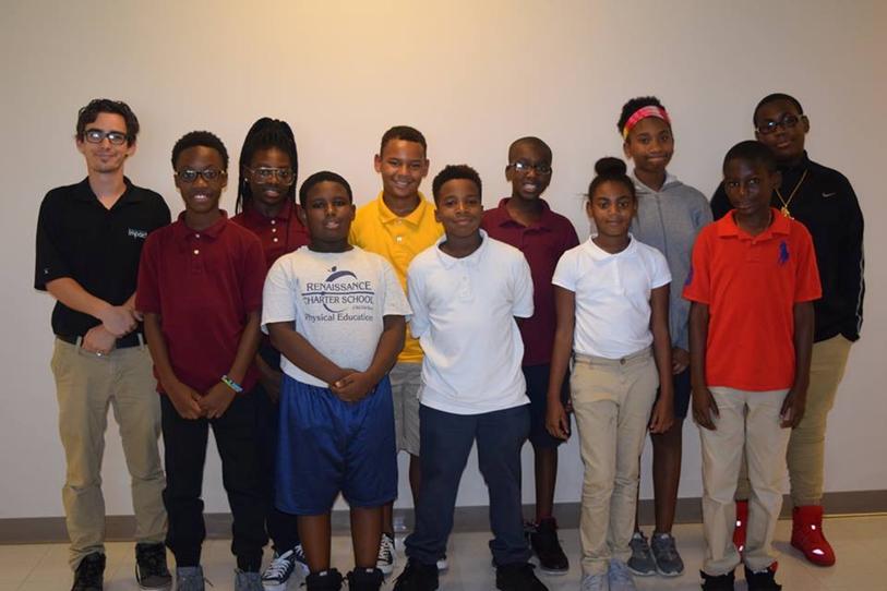 youth leader afterschool program