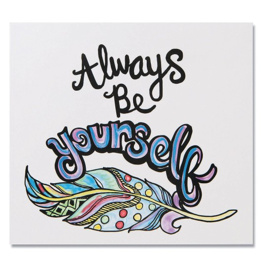 be yourself craft